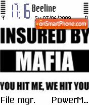 Mafia 02 es el tema de pantalla