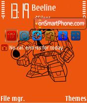 Transformers 04 es el tema de pantalla