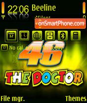 Скриншот темы The Doctor (46)