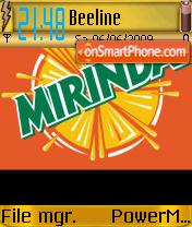 Mirinda theme screenshot