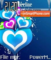 Pure Hearts es el tema de pantalla