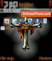 Скриншот темы Holy Cross