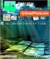 Vista V3 theme screenshot