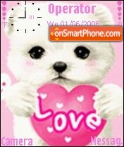 Kitty Nokia Theme theme screenshot