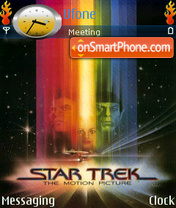 Star Trek V2 theme screenshot