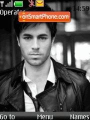 Enrique Iglesias 04 theme screenshot