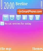 Dream FP1 02 theme screenshot