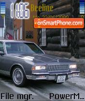 Chevrolet Caprice es el tema de pantalla