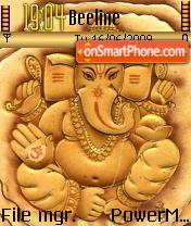 Ganesh 02 theme screenshot