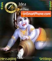 Balkrishna theme screenshot