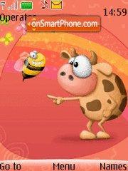 Toosh Bee es el tema de pantalla