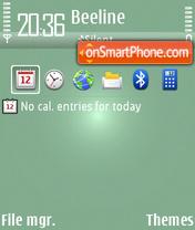 Breezed theme screenshot
