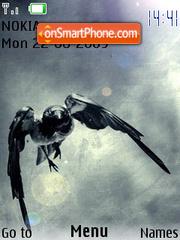 Raven theme screenshot