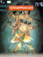 Shiva Shakti theme screenshot