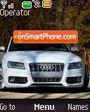 Audi Drift theme screenshot