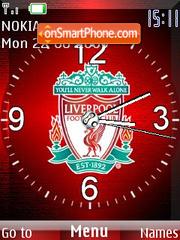 Liverpool Clock V1 theme screenshot