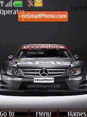 Amg Mercedes tema screenshot