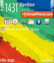 Abishev v1 theme screenshot