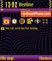 Capture d'écran The x-treme 01 thème