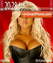 Скриншот темы Brooke