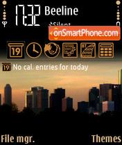 Houston art theme screenshot