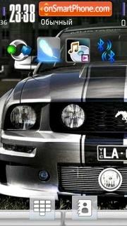 Mustang V2 02 theme screenshot