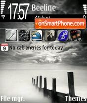 Fog tema screenshot