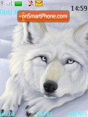 Wolf Theme-Screenshot