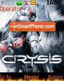 Crysis 10 es el tema de pantalla