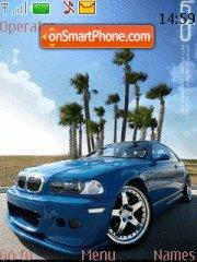 Bmw Sports theme screenshot