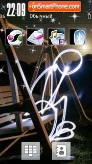 Lonely 06 es el tema de pantalla