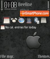BuufIndustrial FP1I theme screenshot