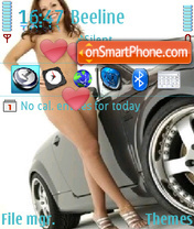 Karinaincar theme screenshot