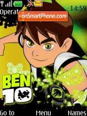 Ben 10 theme screenshot
