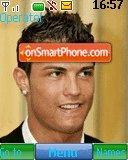 Cristiano Ronaldo 12 Theme-Screenshot