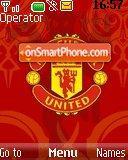 Man Utd 02 theme screenshot