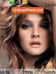 Drew Barrymore 13 es el tema de pantalla