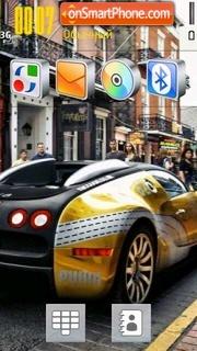 Bugatti_V2 Theme-Screenshot