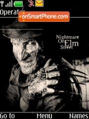 Freddy theme screenshot