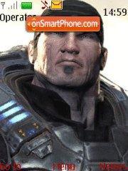 Gears of war es el tema de pantalla