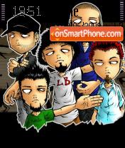 Limp Bizkit 02 es el tema de pantalla