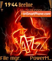 Jazz 01 es el tema de pantalla