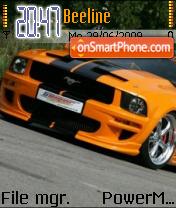 Speedy Dodge es el tema de pantalla