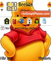 Winnie the pooh 08 theme screenshot