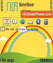 Memory 01 theme screenshot