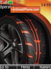 Wheel theme screenshot