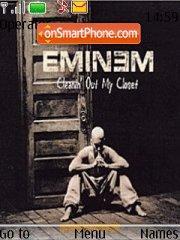 Eminem 16 theme screenshot