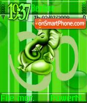 Ganesh 03 theme screenshot