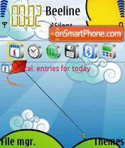 Sunny 02 theme screenshot