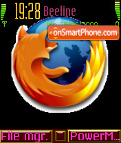Firefox 06 theme screenshot